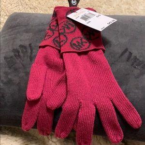 Michael Kors gloves.